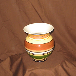 Order a Ceramic Harvest Stripes Vase