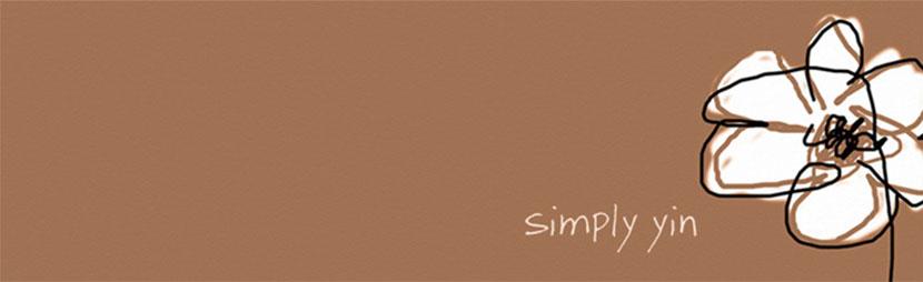 simply yin