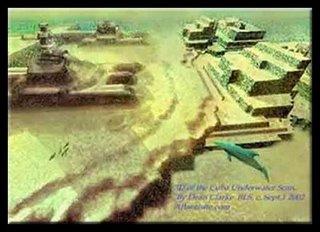 Kota Hilang di Dasar Laut