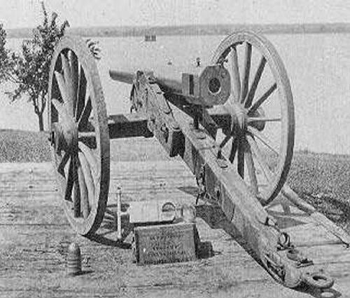 10-Pounder Parrott Rifle picture 1