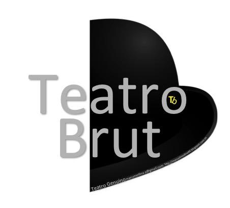 Logotipo Teatro Brut