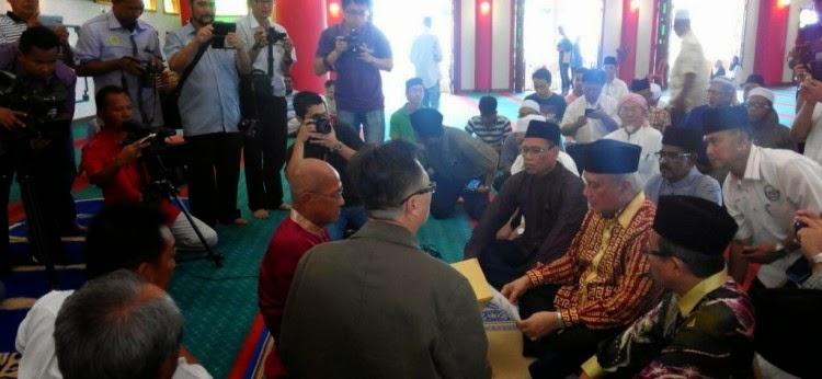 Kisah Benar Sami 66 Tahun Peluk Islam