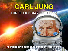 Carl Jung's Near-Death Experience and His Space Odyssey