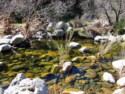 tenaja road creek