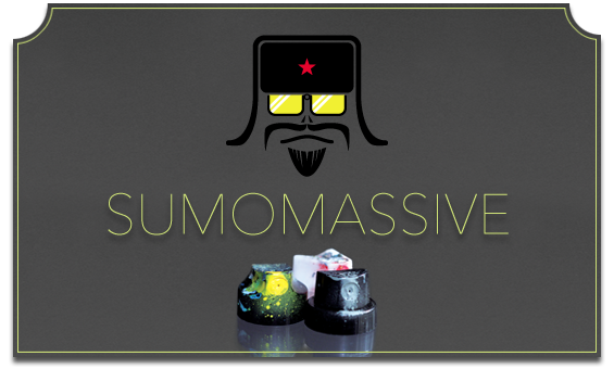 SUMOMASSIVE - SPRAY ARTIST