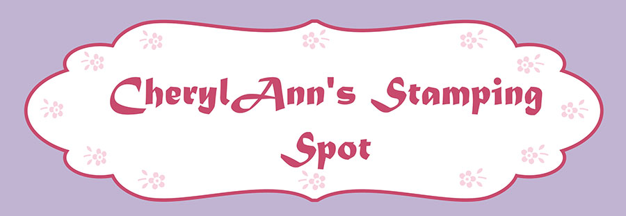 CherylAnn&#39;s Stamping Spot