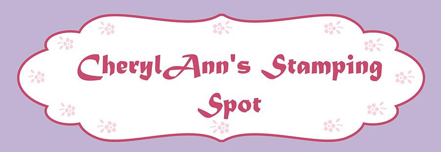 CherylAnn's Stamping Spot