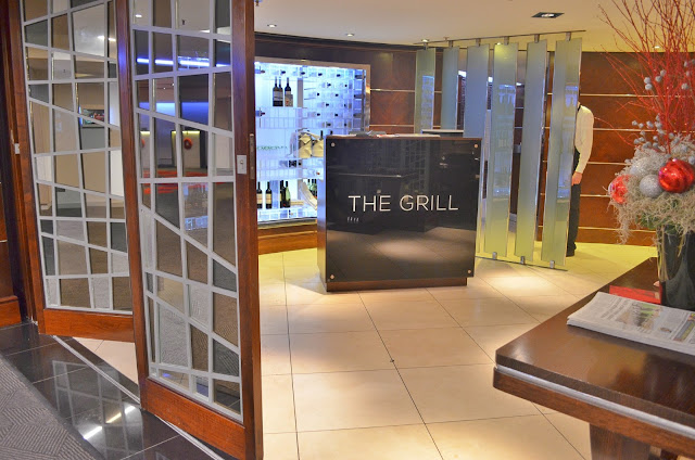 Amba Hotel - Marble Arch - Oxford street - Hotel - review - hotel stay - room - the bar - the grill - bathroom