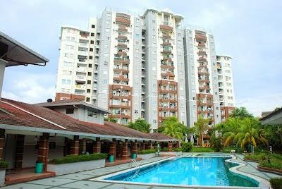 Homestay Kemuncak di Kondominium Kemuncak Shah Alam Selangor