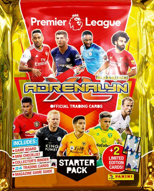 PANINI ADRENALYN XL Premier League 2019//20-22 Packs de Cartes 2 Limited Pack