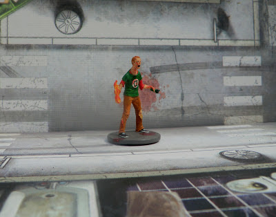 Zombicide Zobie Survivor Zombivor Dave the Geek Sheldon