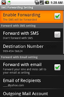 http://techwarlock.blogspot.in/2012/06/how-to-divert-sms-of-your-number-to.html