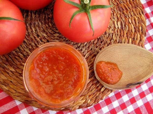 Zdrowy ketchup