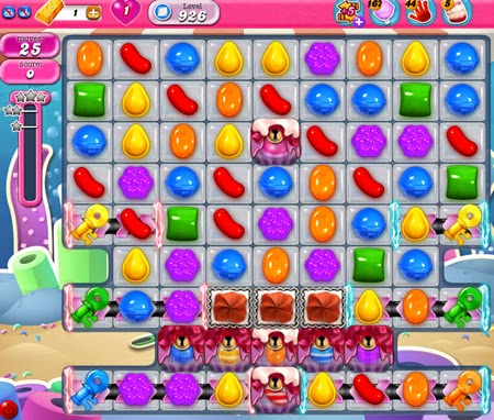 Candy Crush Saga 926