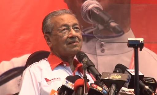 Tun Mahathir kata Tok Arab gila pun takkan bagi RM2.6 bilion
