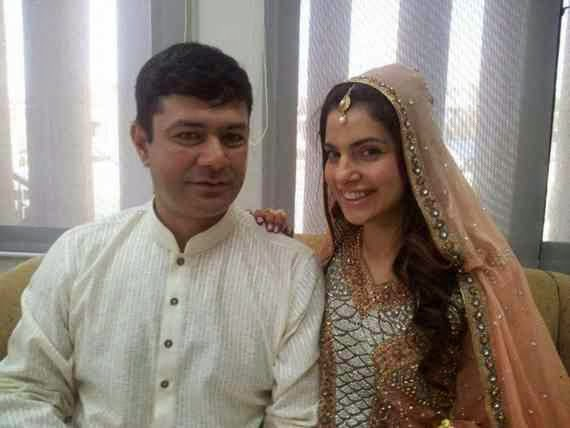 Kiran Khan Wedding