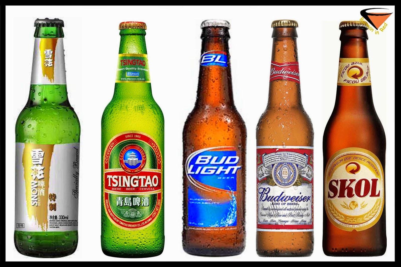 10 cervezas mas vendidas