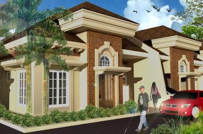 design rumah mewah gaya eropa terbaru contoh disain