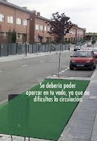 PP y Cs empeoran la problemática de aparcamiento