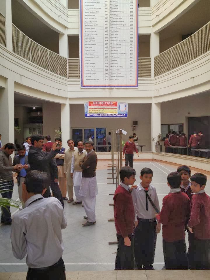 Philatelic news of pakistan for the promotion of philately in the new generation a stamp exhibition was held at gujranwala institute of information technology gift university negle Image collections
