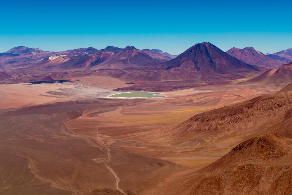 fysiske forhold i ørken kuusamo