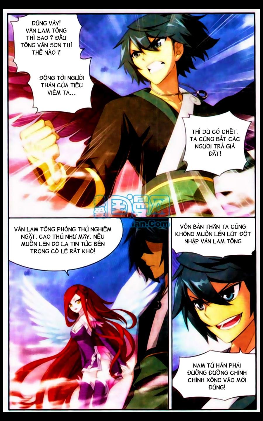 Đấu Phá Thương Khung chap 87 page 11 - IZTruyenTranh.com
