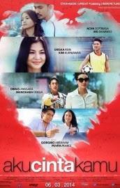 Poster Film Aku Cinta Kamu Terbaru 2014