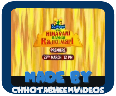 Watch Shinchan Himavari Banegi Rajkumari Movie Hindi