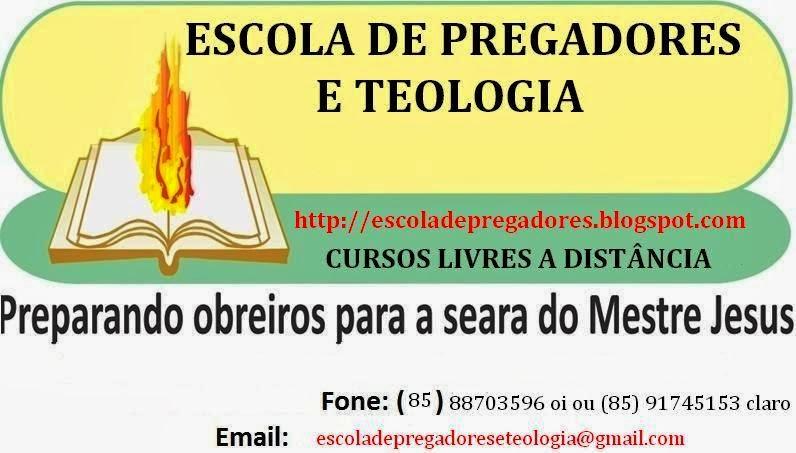 ESCOLA DE PREGADORES