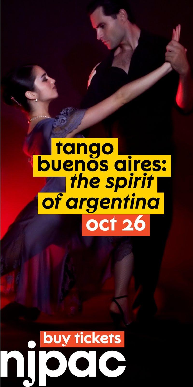 Tango anyone