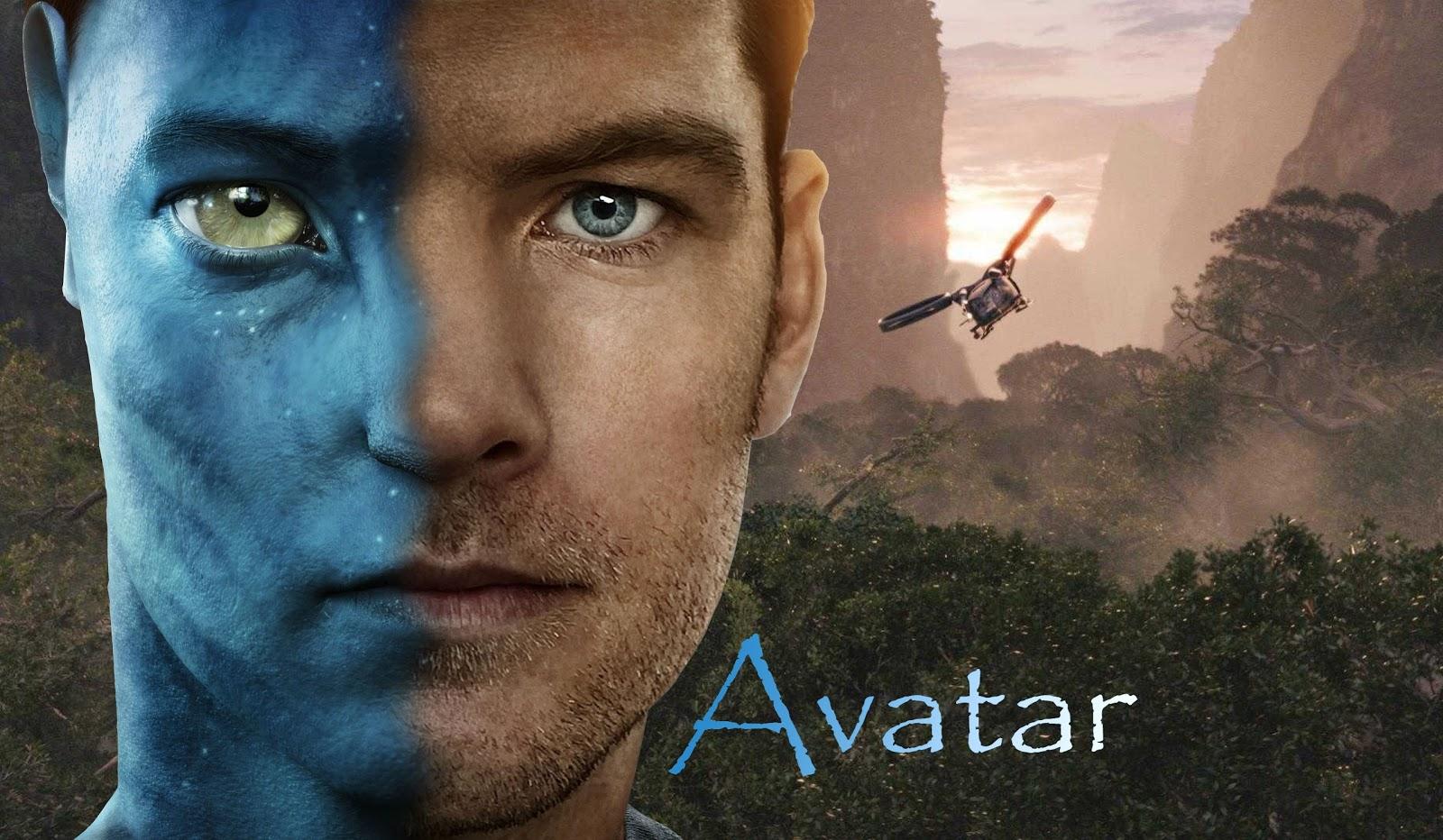 Zoe Saldana As Neytiri in Avatar For Desktop - zoe saldana as neytiri in avatar wallpapers