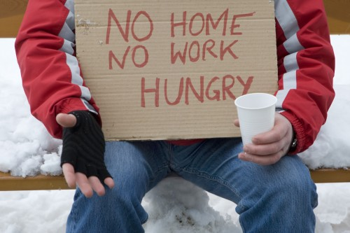 most homeless people are responsible for their own problems essay Read this social issues essay and over 88,000 other research documents homelessness in toronto many individuals would define leisure as time free from paid work, domestic responsibilities, and just about anything that one would.