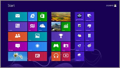 win 8 desktop