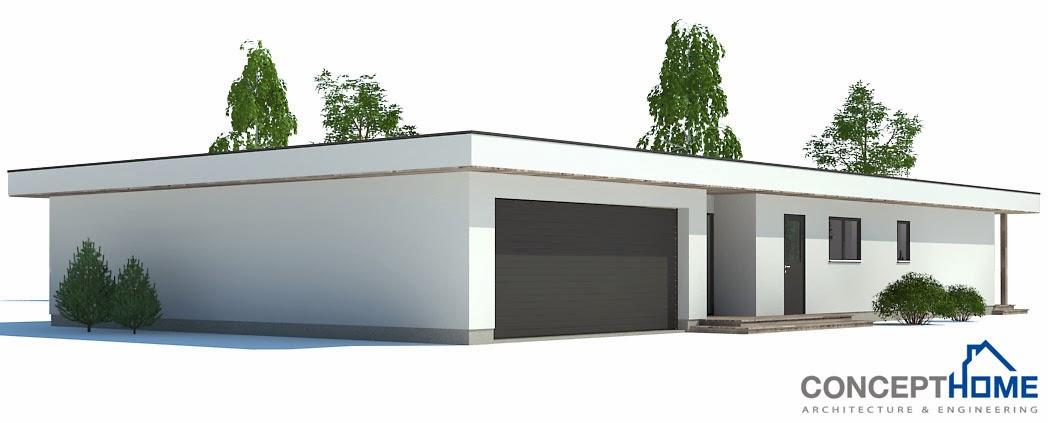 Affordable Modern House Plans Affordable Home Plans Modern Affordable Home Plan Ch178