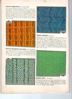 Pontos de tricô