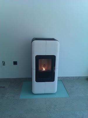 Green energy technology toba comfort air wood pellet stove - Pellet stoves clean comfort ...