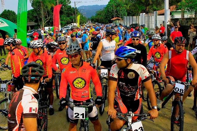 Vem ai Desafio UBUNTU de Mountain Bike / Registro