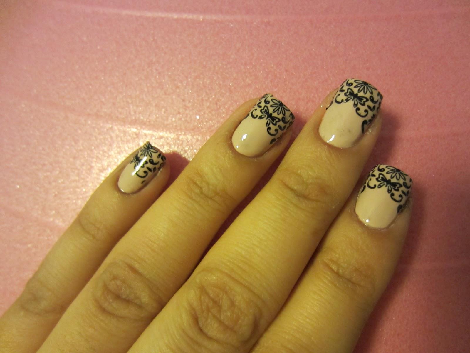 Beauty By Moi: Konad Stamping Nail Art Tutorial – Elegant Eye ...