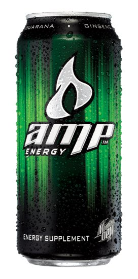 How Many Amp Energy Drinks Can I Drink