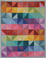 Free pattern! many triangles