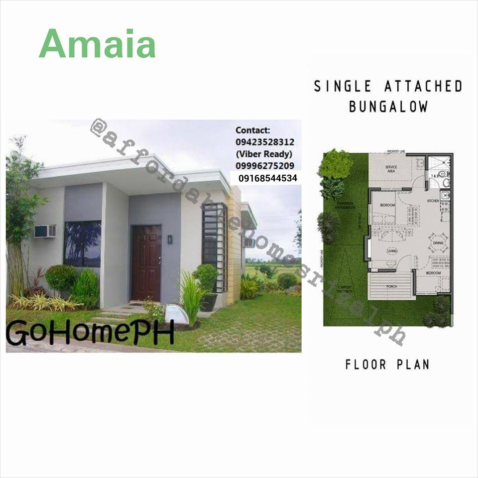 Amaia Scapes Twin Home Floor Plan House Design Ideas