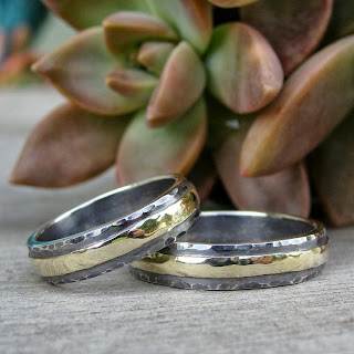 two tone rings