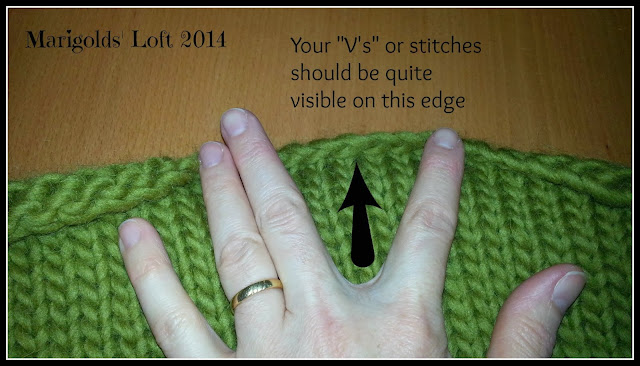 Pick up and Knit how to