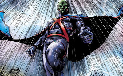 Martian Manhunter (DC Comics) Character Review - 2