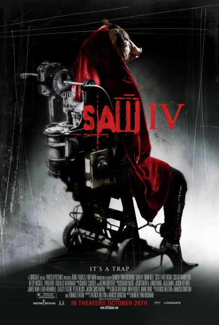 Nonton Horror Saw 4 (2007)