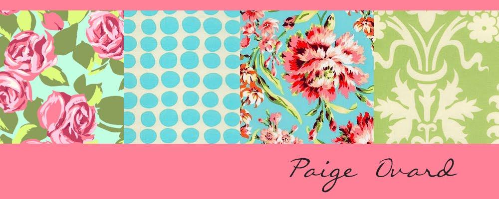 Paige Ovard