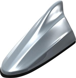 FDA4H-BG61M Honda Frosted Silver Metallic