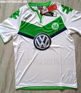 jual online  Wolfsburg home terbaru musim depan 2015/2016