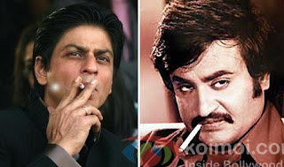 Rajinikanth Vs shahrukh khan - Proud