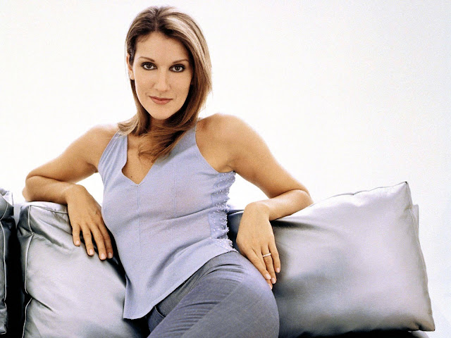 Hot Pictures of Celine Dion